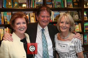 Cilla Black, Guest and Sandra Howard - Former magazine cover star celebrates the release her fifth novel 'Tell The Girl',...