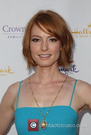 Alicia Witt - Hallmark Channel and Hallmark Movie Channel Summer 2014 TCA Press Tour Gala - Arrivlals - Beverly Hills,...