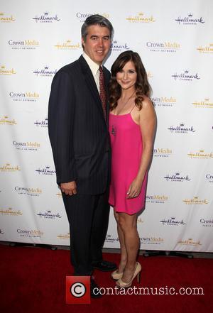 Kellie Martin and Keith Christian - Hallmark Channel and Hallmark Movie Channel Summer 2014 TCA Press Tour Gala - Arrivlals...