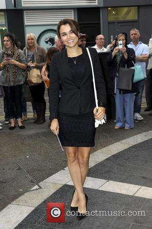 Samantha Barks - Opening Night of 'The Curious Incident of the Dog in the Night Time' at the Gielgud Theatre,...