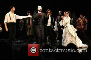 Jeremy Hays, Norm Lewis and Sierra Boggess