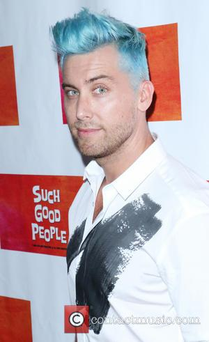 Lance Bass - Screening of 'Such Good People' in Los Angeles - Arrivals - Los Angeles, California, United States -...