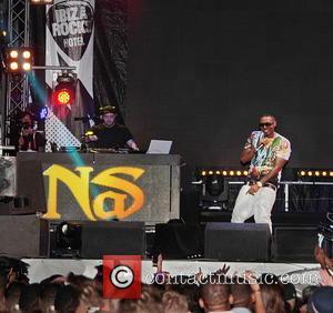 Nas and Nasir Bin Olu Dara Jones