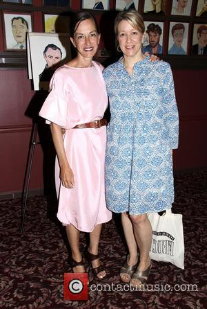 Cynthia Rowley and Linda Emond