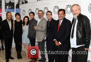 John Benjamin Hickey, Olivia Williams, Rachel Brosnahan, Ashley Zuckerman, Thomas Schlamme, Sam Shaw, Bill Richardson and Daniel Stern