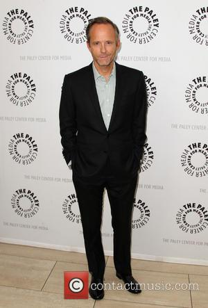 John Benjamin Hickey - The Paley Center For Media Presents An Evening With WGN America's \Manhattan\ - Beverly Hills, California,...