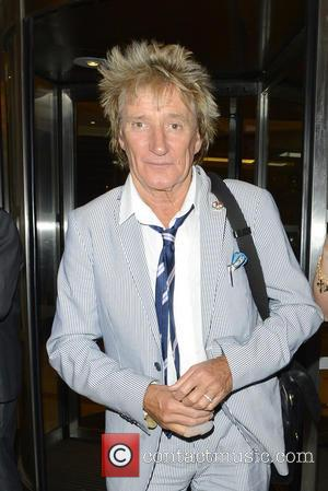 Rod Stewart Sued By Photographer Over Comeback Tour Image