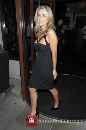 Gemma Merna - Gemma Merna at Sanctum Soho Hotel - London, United Kingdom - Thursday 10th July 2014