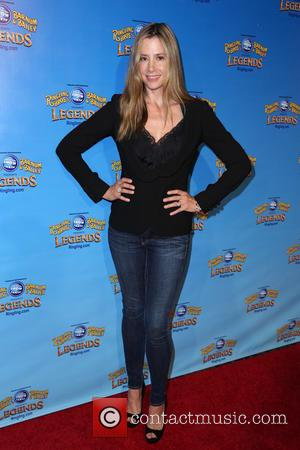 Mira Sorvino - Ringling Bros. and Barnum & Bailey Circus: Legends - Los Angeles, California, United States - Thursday 10th...