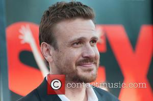 Jason Segel - Celebrities attend Premiere Of Columbia Pictures' 'Sex Tape' - Arrivals at Regency Village Theatre. - Los Angeles,...