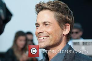 Rob Lowe - Celebrities attend Premiere Of Columbia Pictures' 'Sex Tape' - Arrivals at Regency Village Theatre. - Los Angeles,...