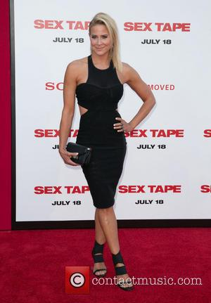 Brittany Daniel - Premiere of Columbia Pictures' 'Sex Tape' - Arrivals - Los Angeles, California, United States - Thursday 10th...