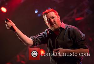 Guy Garvey - NOS Alive (Optimus Alive) Festival 2014 - Day 1 - Performances - Lisbon, Portugal - Thursday 10th...