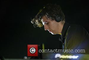 Jamie XX - NOS Alive (Optimus Alive) Festival 2014 - Day 1 - Performances - Lisbon, Portugal - Thursday 10th...