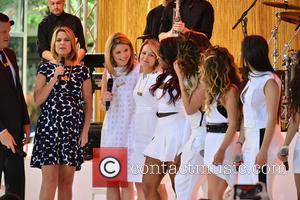 Fifth Harmony and Savannah Guthrie