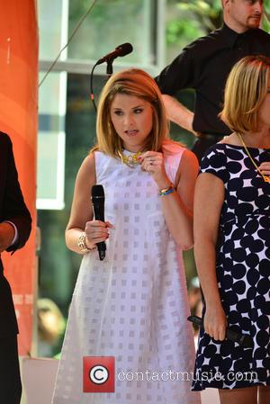 Jenna Bush - Jenna Bush appears on 'The Today Show' - Manhattan, New York, United States - Friday 11th July...