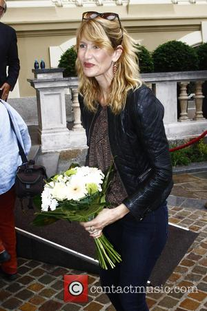Laura Dern - Laura Dern attends the 49th Karlovy Vary International Film Festival - Karlovy Vary, Czech Republic - Friday...