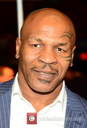 Mike Tyson Stops Traffic To Help Motorcycle Crash Victim In Las Vegas