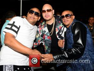 Fat Joe and Gente de Zona - 'Judgment Day' boxing event at American Airlines Arena, presented by Mike Tyson's Iron...