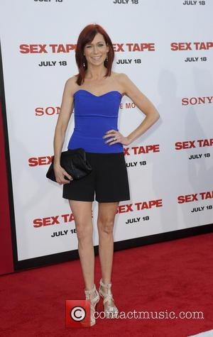 Carrie Preston - Premiere of Columbia Pictures' 'Sex Tape' - Arrivals - Los Angeles, California, United States - Friday 11th...