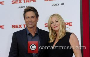 Rob Lowe - Premiere of Columbia Pictures' 'Sex Tape' - Arrivals - Los Angeles, California, United States - Friday 11th...