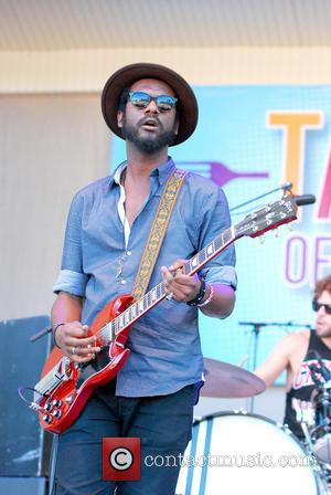 Gary Clark Jr. - Taste of Chicago 2014 held at the Petrillo Music Shell at Chicago's Grant Park - Day...