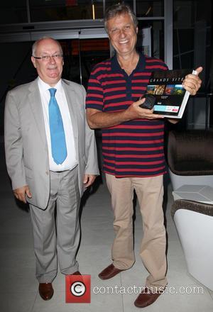 Philippe Guérin and Lasse Hallström