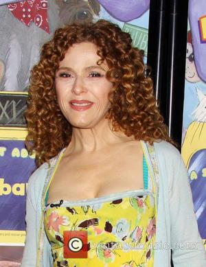 Bernadette Peters - 16th Annual 'Broadway Barks,' an animal adoption event held in Shubert Alley - New York, New York,...
