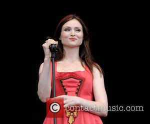 Sophie Ellis-Bextor - T in the Park 2014 - Day 2 - Performances - Sophie Ellis-Bextor - Kinross, United Kingdom...