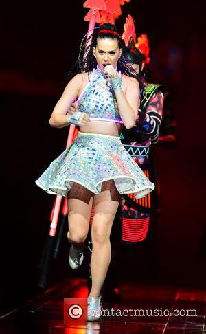 Katy Perry - Katy Perry performs live in concert at the Prudential Center - Newark, New Jersey, United States -...