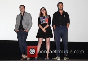 Jason Michael, Amber Tamblyn and Jon Paul Phillips