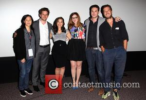 Kim Yutani, Ryan Piers Williams, America Ferrera, Amber Tamblyn, Jason Michael and Jon Paul Phillips
