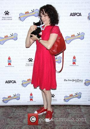 Bebe Neuwirth - Broadway Barks 16, a star-studded animal adoption event held in Shubert Alley - Arrivals. - New York,...