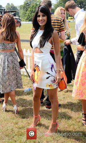 Jasmin Walia - Duke of Essex Polo at Hylands Park, Chelmsford - Chelmsford, Essex, United Kingdom - Saturday 12th July...