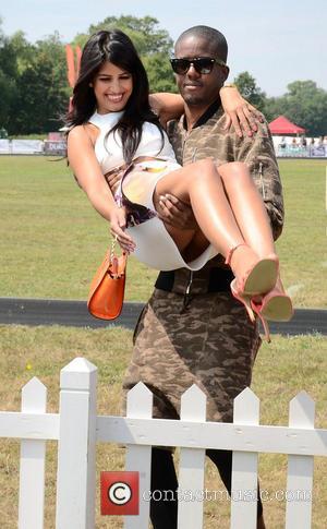 Jasmin Walia and Vas Morgan - Duke of Essex Polo at Hylands Park, Chelmsford - Chelmsford, Essex, United Kingdom -...