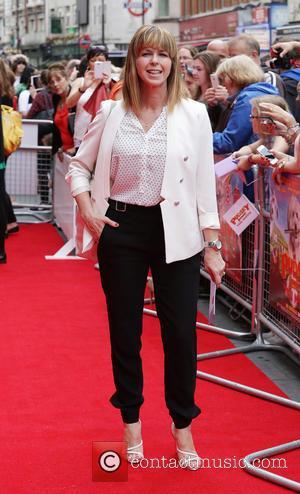 Kate Garraway - 'Pudsey: The Movie' UK premiere at Vue West End - Arrivals - London, United Kingdom - Sunday...
