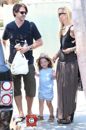 Rachel Zoe, Skyler Berman and Rodger Berman