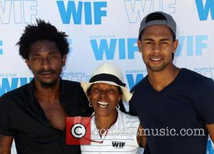 Shwayze, Aaron Smith, Candace Bowen and Guest