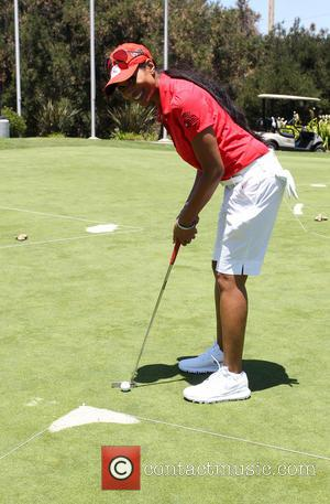 Beverly Johnson - 17th Annual Women In Film Golf Classic - Thousand Oaks, California, United States - Sunday 13th July...