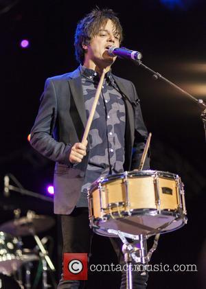 Jamie Cullum - Jamie Cullum performs live at Jazz à Juan Festival - Paris, France - Sunday 13th July 2014