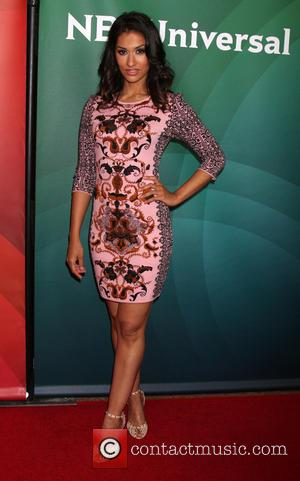 Janina Gavankar - NBCUniversal's 2014 Summer TCA Tour - Day 1 - Arrivals - Los Angeles, California, United States -...