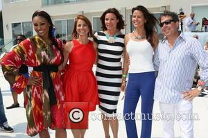 Cynthia Bailey, Jill Zarin, LuAnn De Lesseps, Suzanne Shaw and Dr. Ronald Blatt - Jill Zarin's 2nd Annual Luxury Ladies...