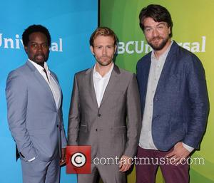 Harold Perrineau, Matt Ryan and Charles Halford - The NBC Universal 2014 Summer Press Tour at the Beverly Hilton hotel...