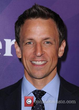 Seth Meyers - The NBC Universal 2014 Summer Press Tour at the Beverly Hilton hotel - Arrivals - Los Angeles,...