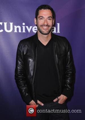 Tom Ellis - The NBC Universal 2014 Summer Press Tour at the Beverly Hilton hotel - Arrivals - Los Angeles,...