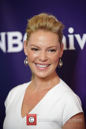 Katherine Heigl - 2014 NBCUniversal Press Tour held at The Beverly Hilton Hotel - Arrivals - Los Angeles, California, United...