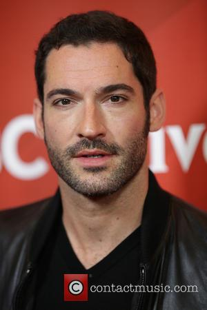 Tom Ellis - 2014 NBCUniversal Press Tour held at The Beverly Hilton Hotel - Arrivals - Los Angeles, California, United...