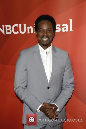 Harold Perrineau - 2014 NBCUniversal Press Tour held at The Beverly Hilton Hotel - Arrivals - Los Angeles, California, United...