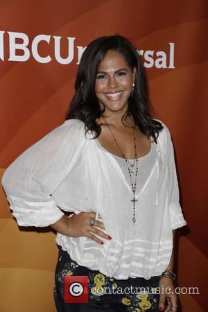 Lenora Crichlow - 2014 NBCUniversal Press Tour held at The Beverly Hilton Hotel - Arrivals - Los Angeles, California, United...