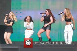 Littel Mix, Jesy Nelson, Jade Thirlwall, Perrie Edwards and Leigh-anne Pinnock